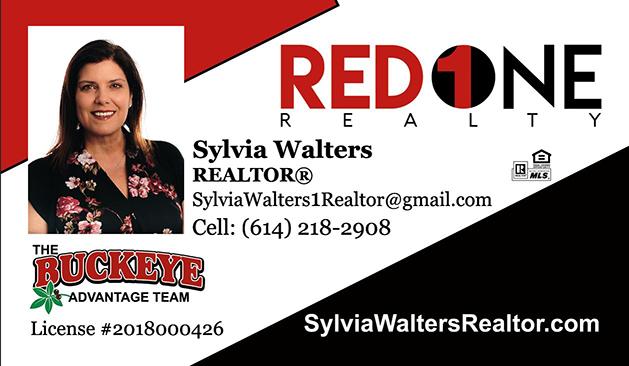 Sylvia Walters - Red 1 Realty