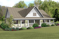 "The ""Cherry Creek"" Floor Plan - American Heritage Homes - Custom Home Builder"