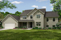 "The ""Chesterfield"" Floor Plan - American Heritage Homes - Custom Home Builder"