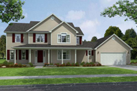 "The ""Clermont"" Floor Plan - American Heritage Homes - Custom Home Builder"