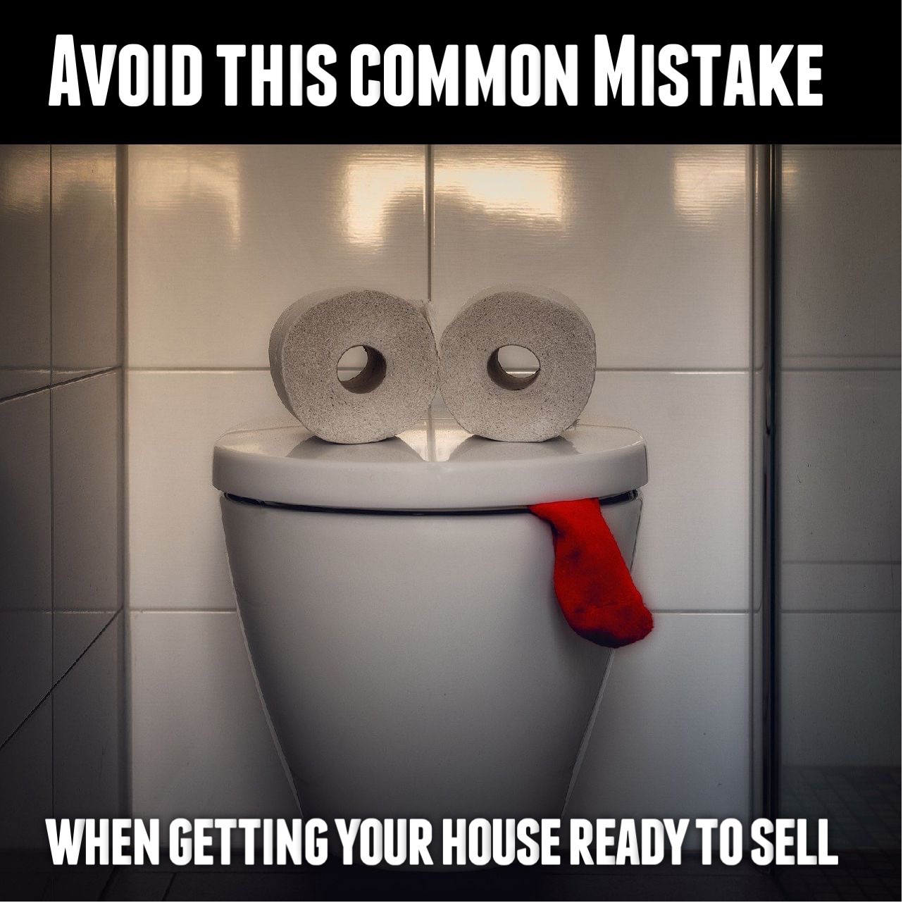 Avoid This Mistake When Getting Your Home Ready to Sell