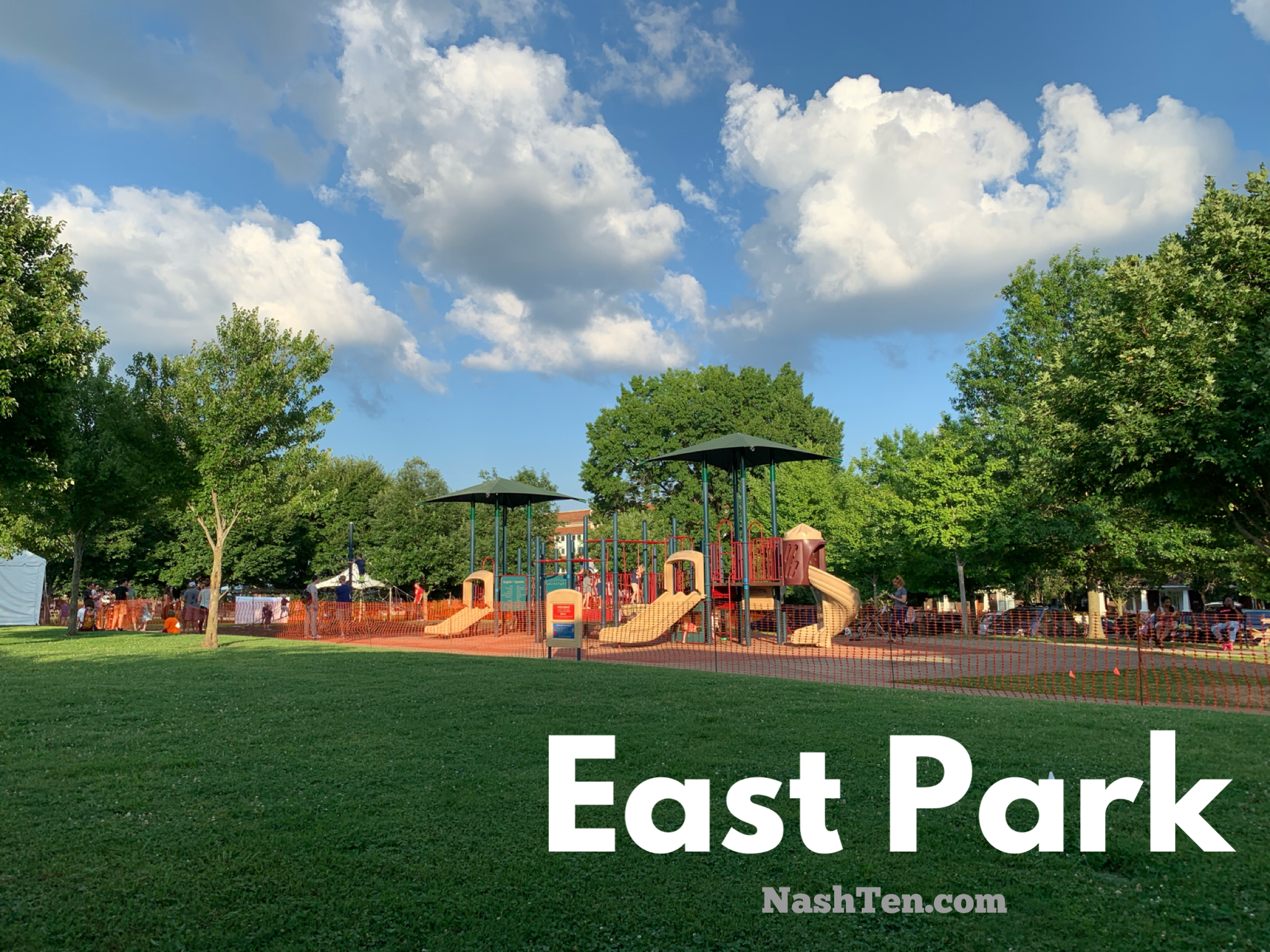 East Park - Nashville TN
