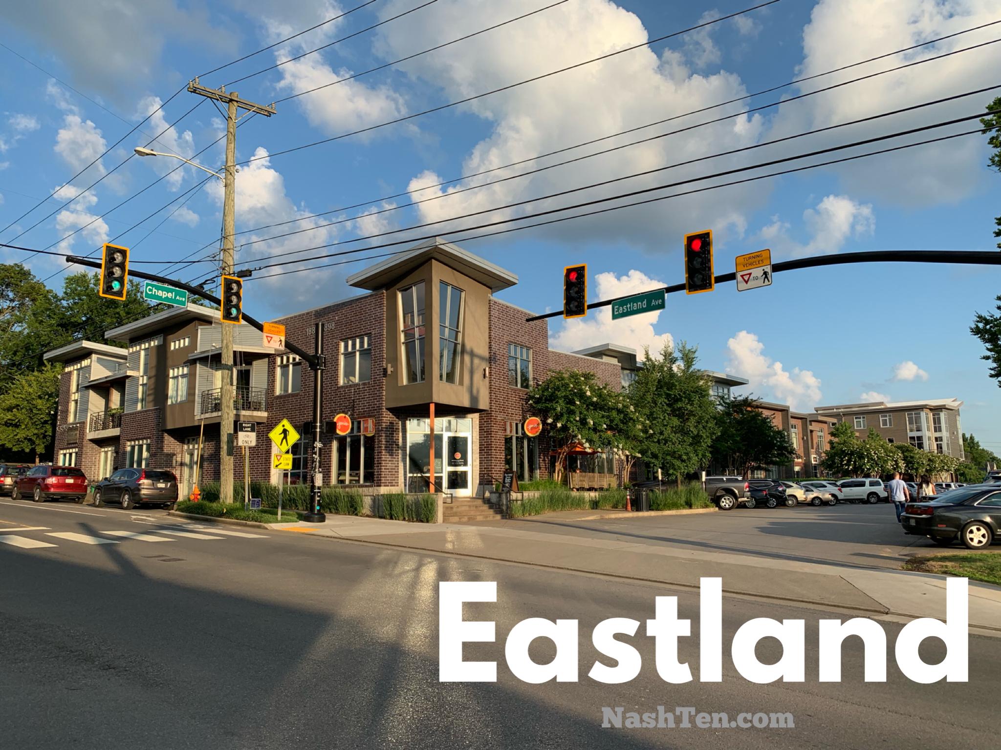 Eastland Av & Porter Rd - Nashville TN