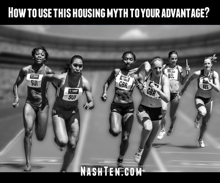 How to use this housing myth to your advantage