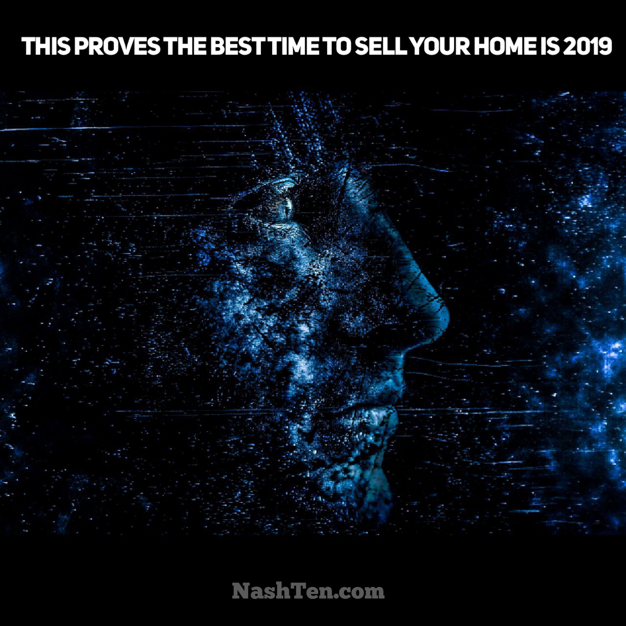 This proves the best time to sell in 2019