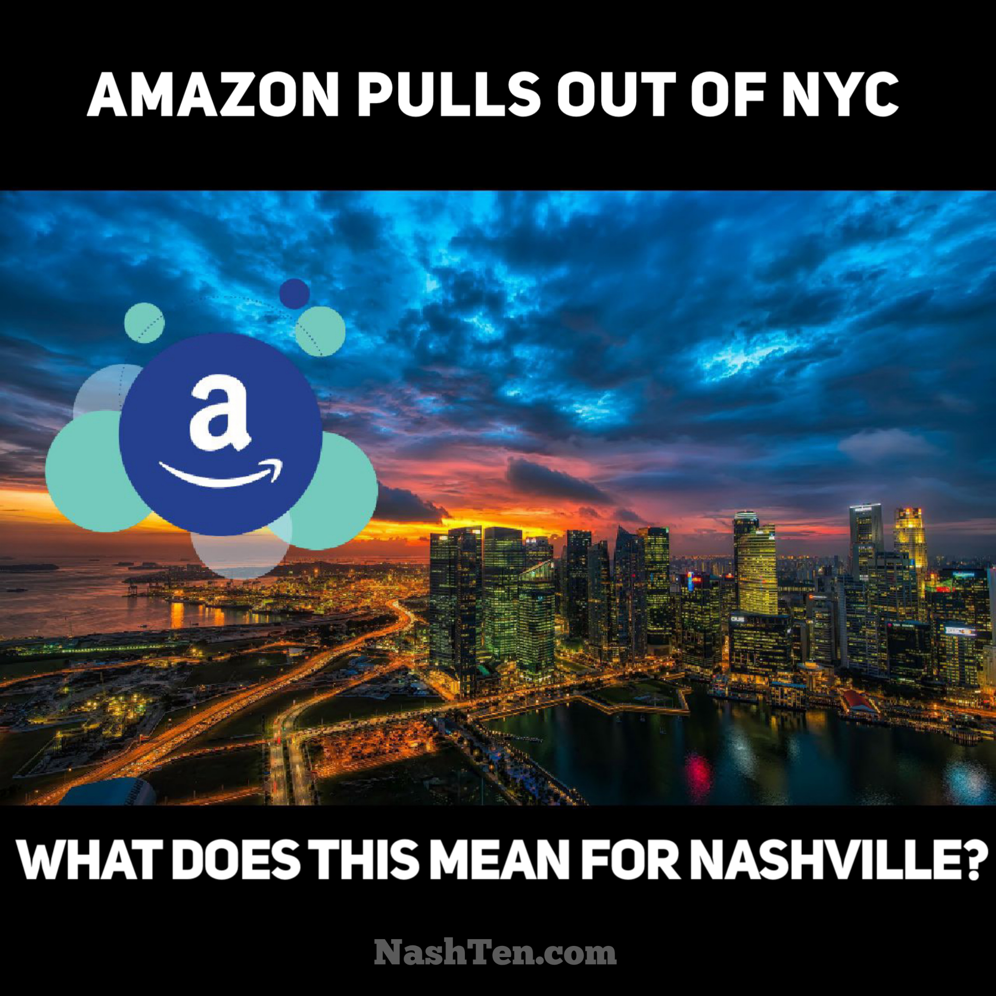 Amazon pulls out of NYC