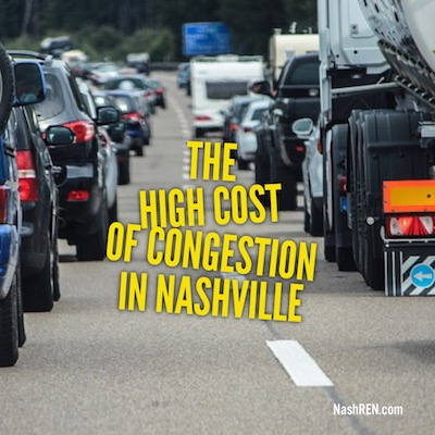 The high cost of traffic in Nashville
