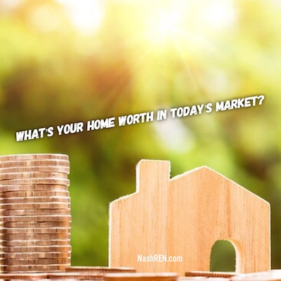 What is your home worth in today's market?