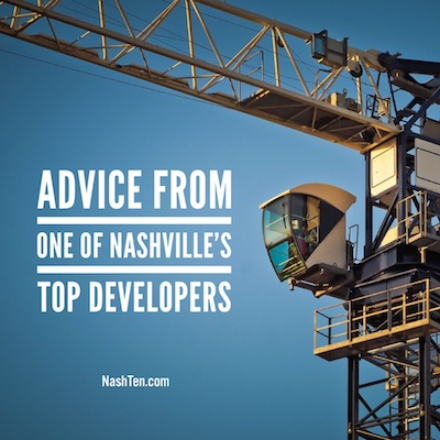 Advice from Nashville's Top Developer