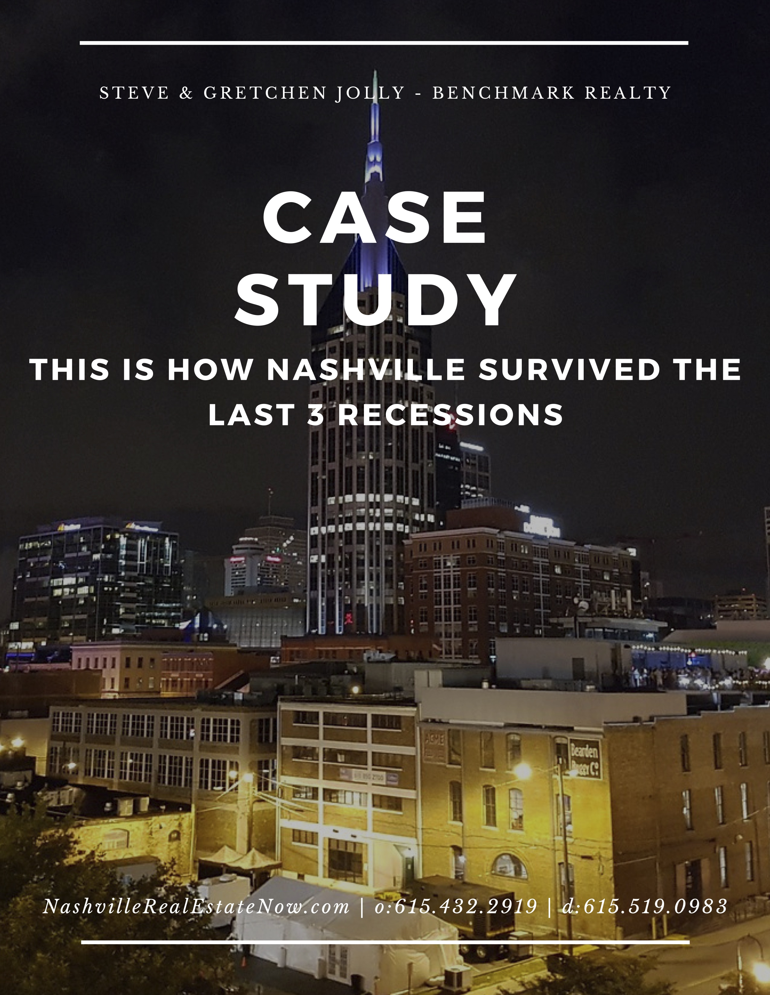 How Nashville Survived The Last Three Recessions