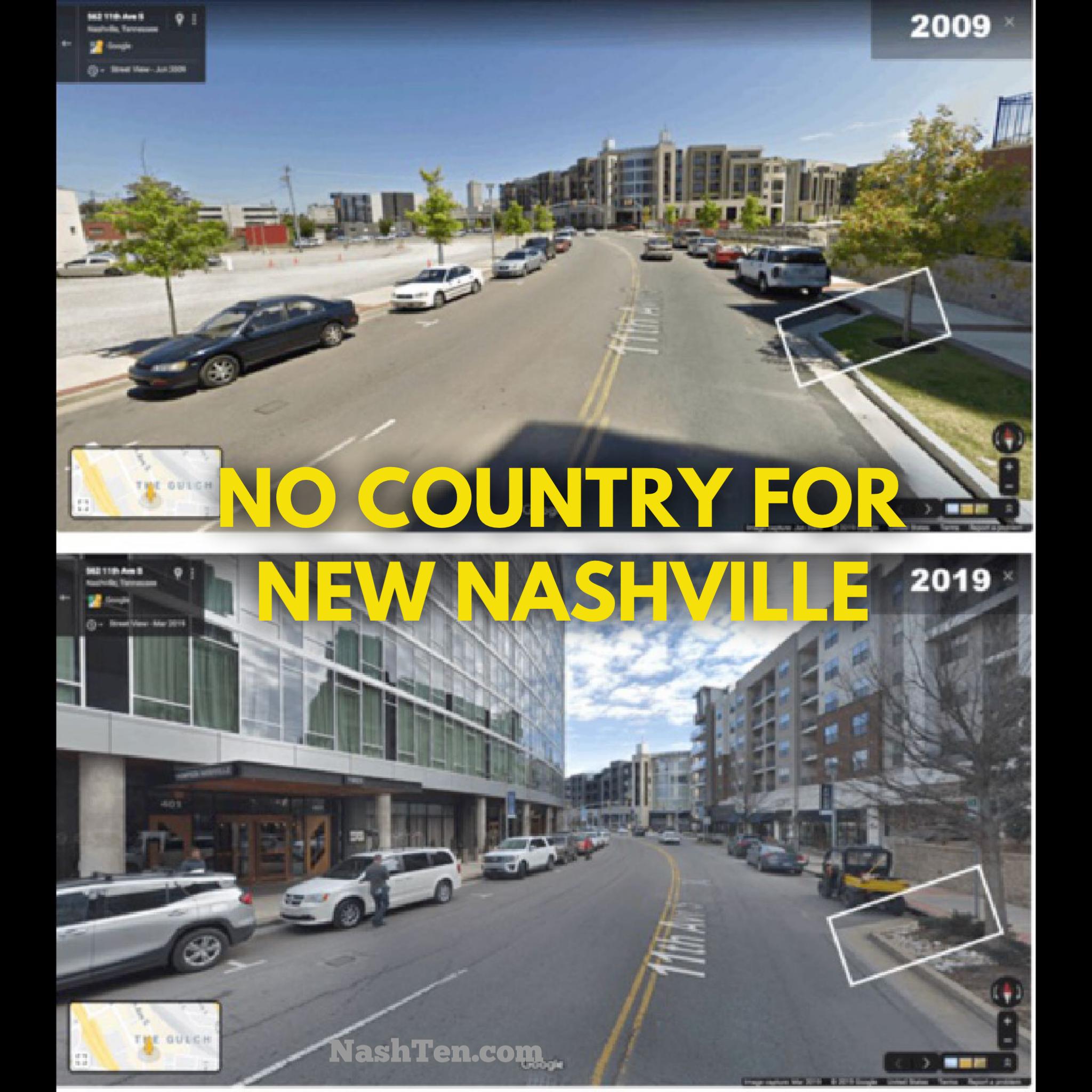 No Country New Nashville