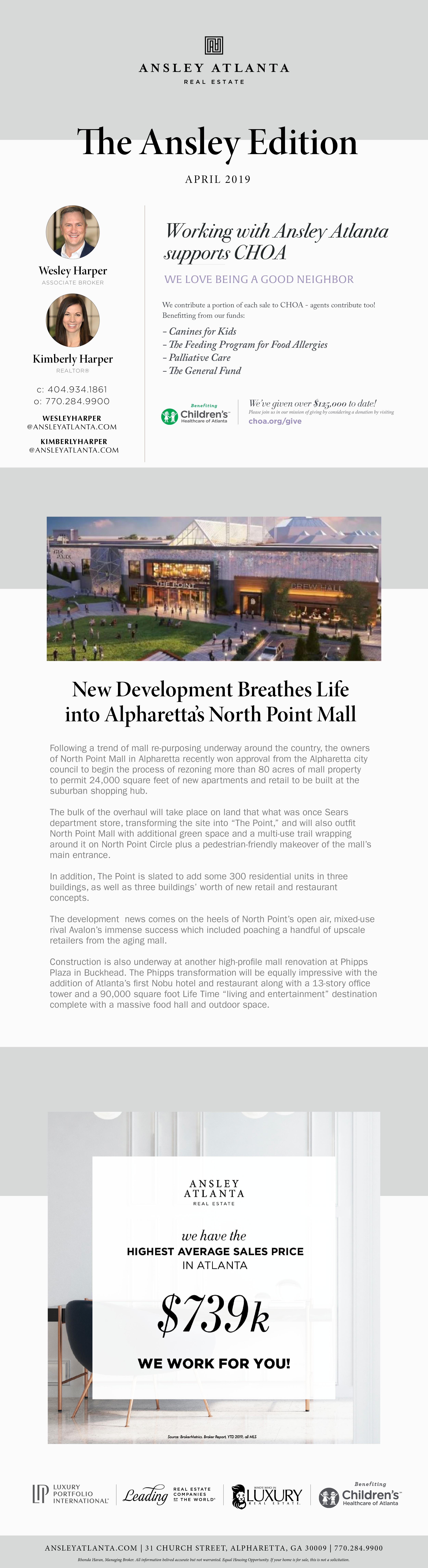 Newsletter - Atlanta Real Estate Blog