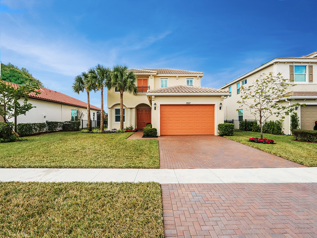 3007 Strada Court Royal Palm Beach, FL 33411 Was Sold By Top Royal Palm Agents In Portosol