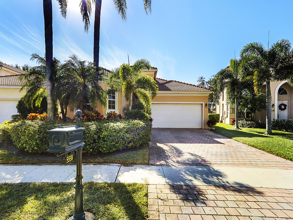 5558 Via De La Plata Circle, Delray Beach, FL 33484 top Delray Beach agents sold and found the buyer in Addison Trace