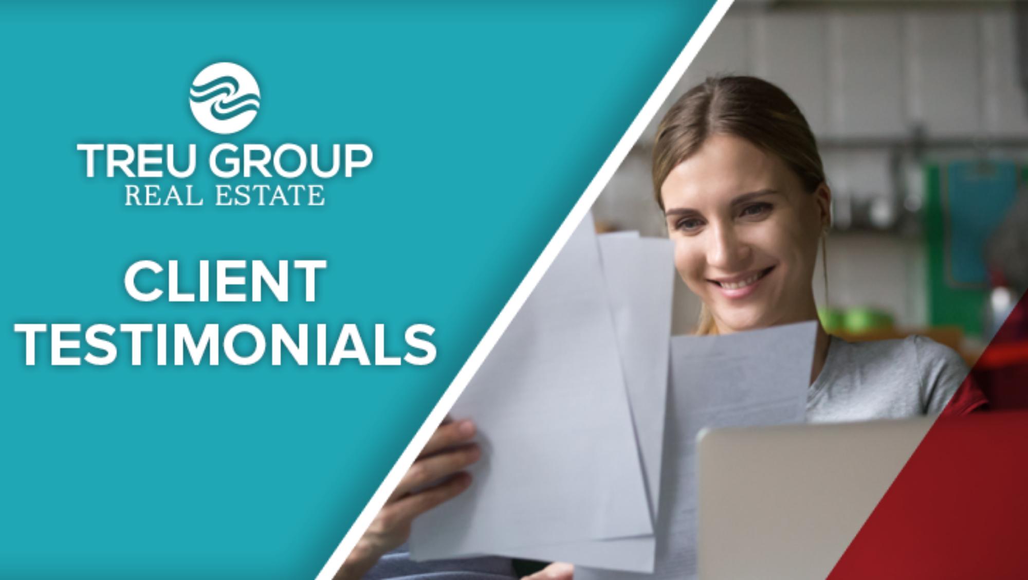 Treu Group Client Testimonials