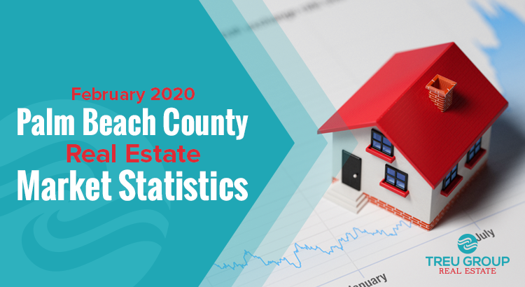 Palm Beach County Statistics for February 2020
