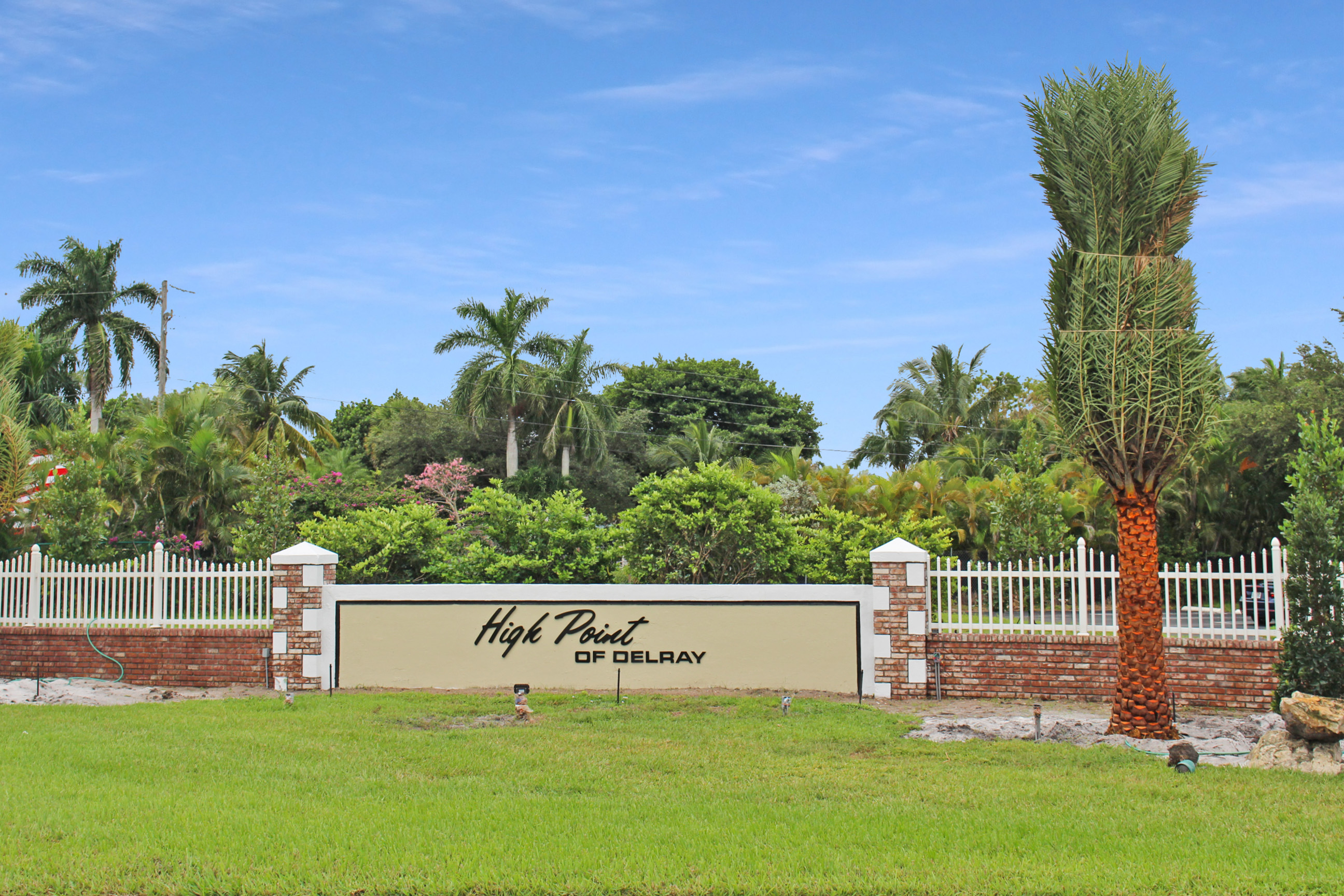 High Point of Delary Real Estate and Homes for Sale in High Point of Delray
