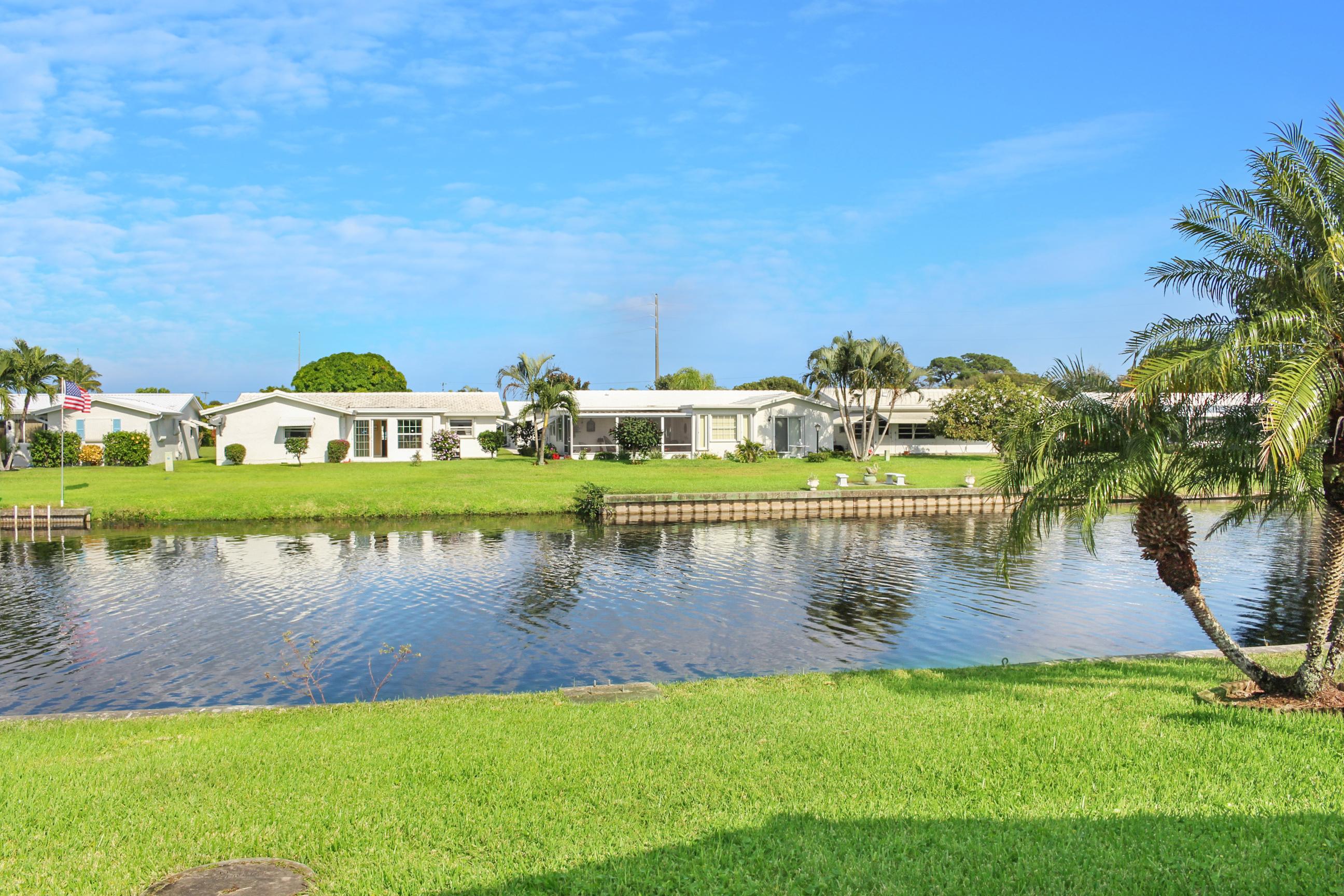Palm Beach Leisureville Community