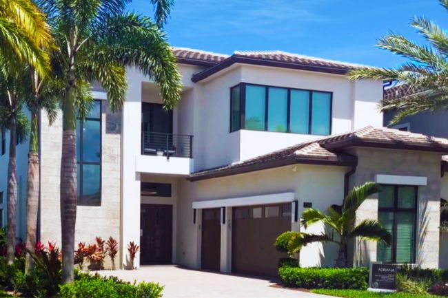 Boca Bridges is an elegant new community in a prime Boca Raton location, close to top schools, world-renowned shopping, five-star dining, a dazzling nightlife with endless entertainment options and beautiful beaches.
