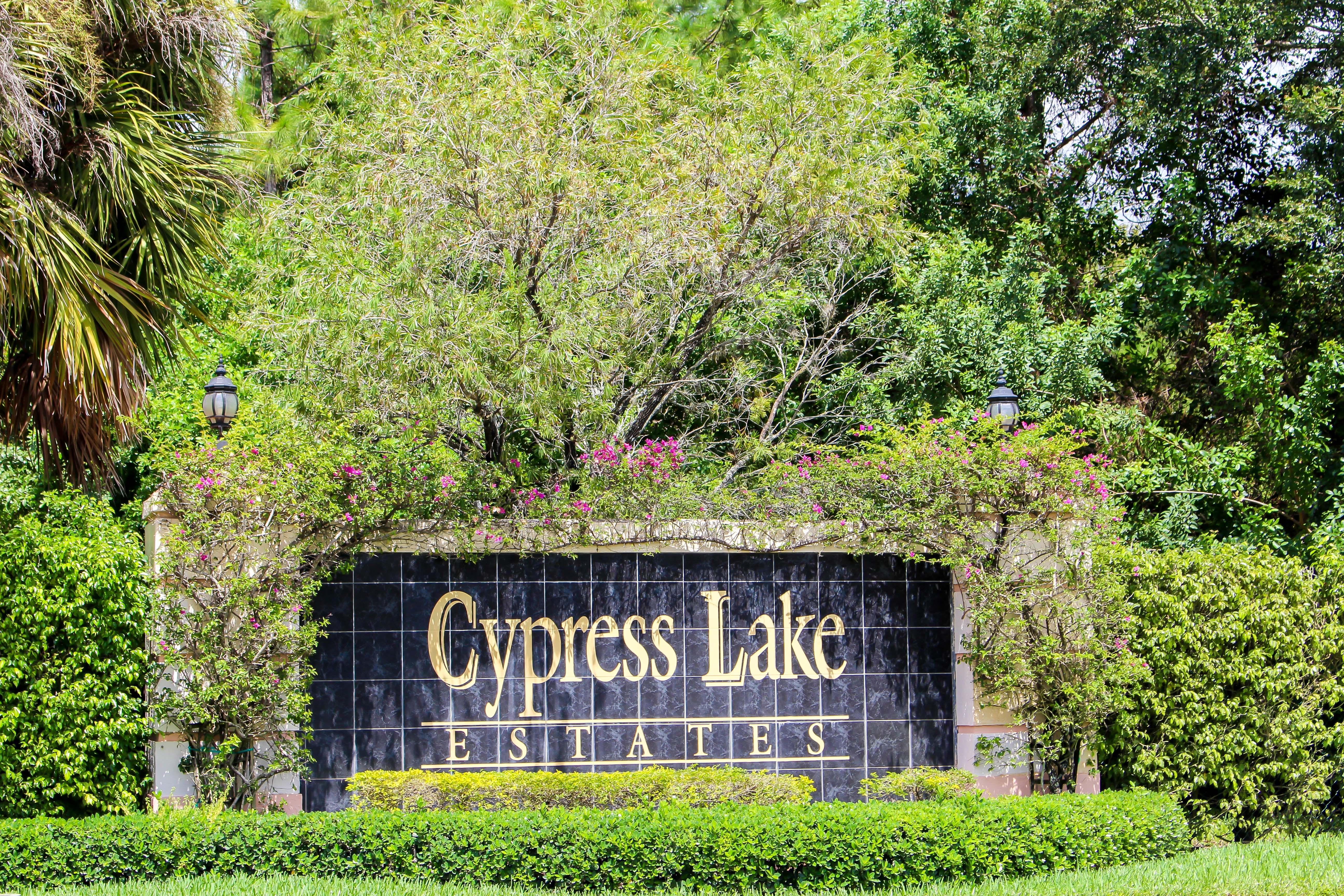 Cypress Lake Estates
