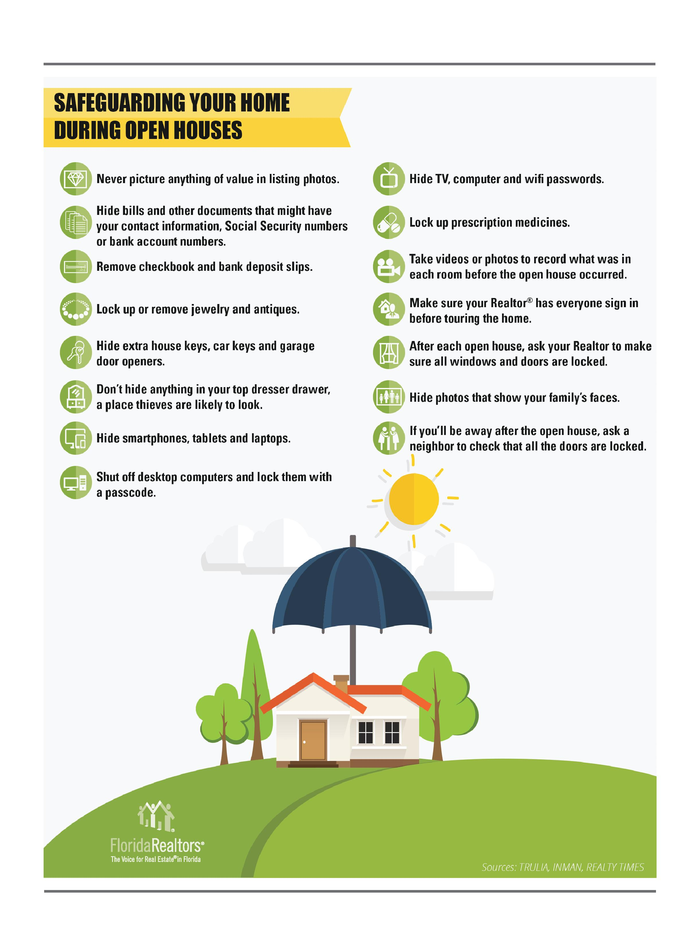 Open House Tips
