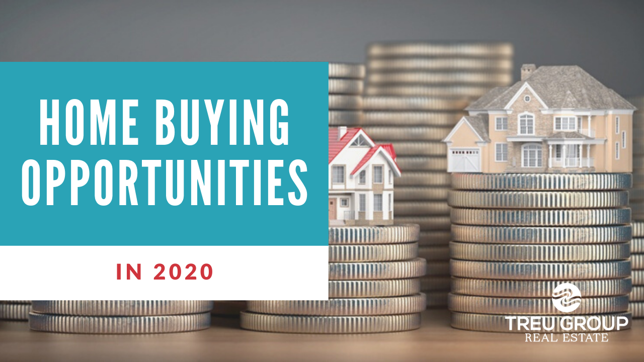 2020 First Time Homebuyer Opportunity