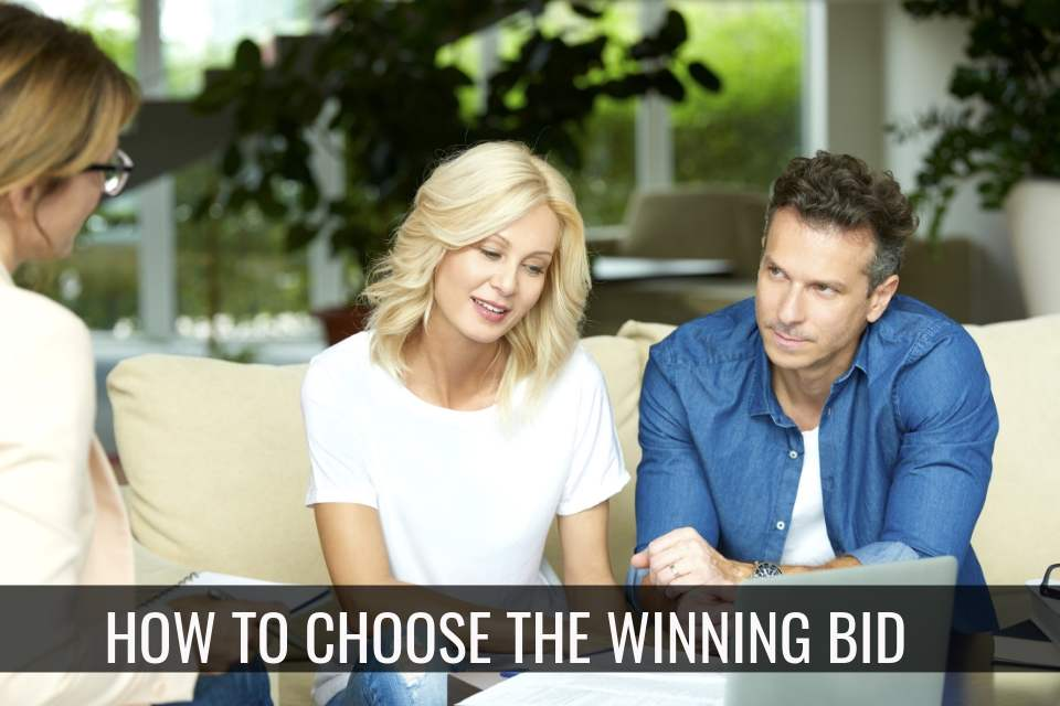 How to choose the Winning Bid