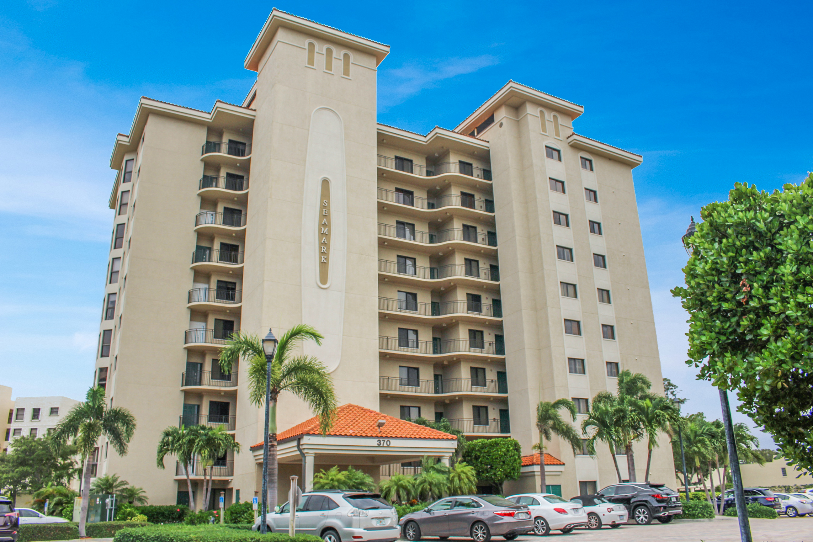 Seamark Condominium for Sale