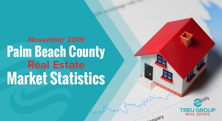 Palm Beach County Statistics for November 2019