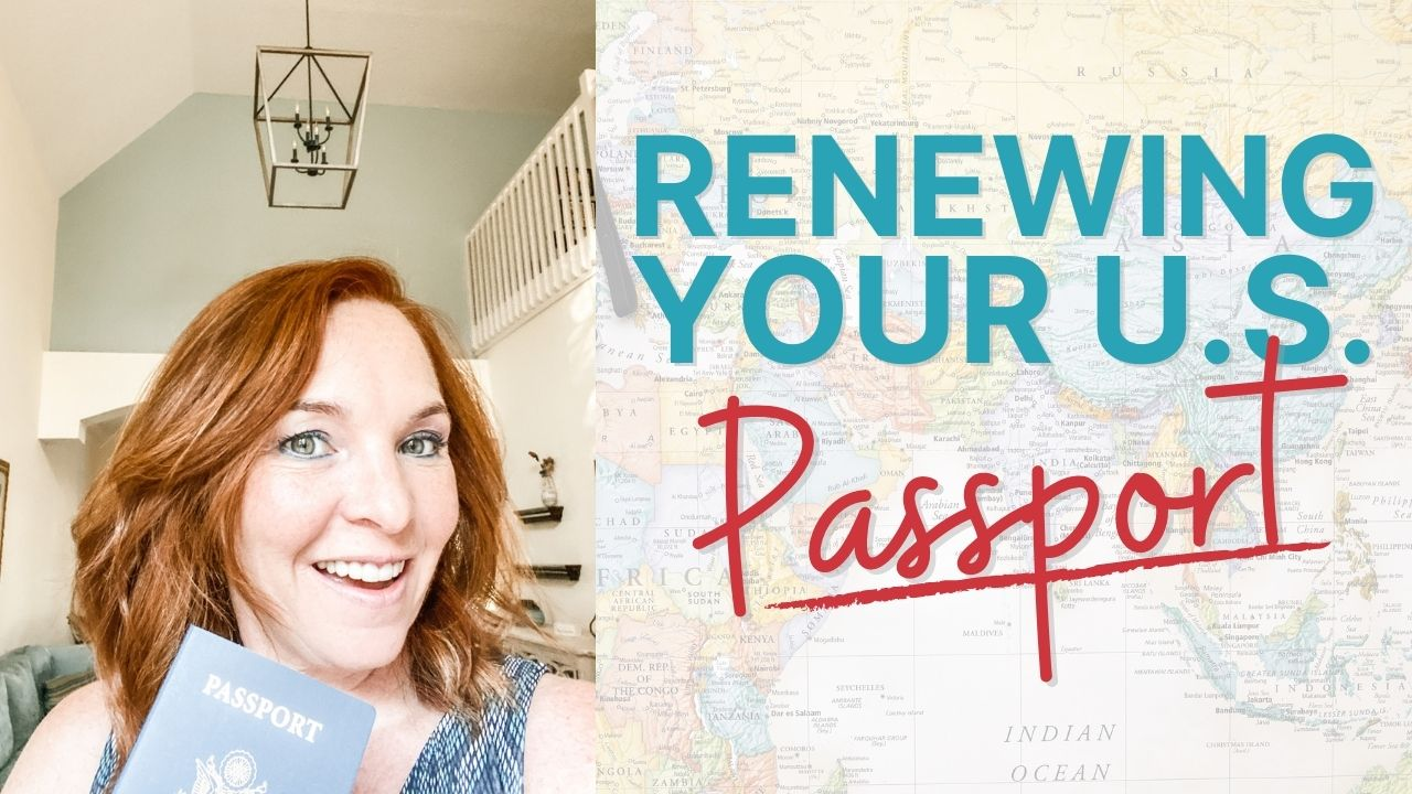 Renewing Your U.S. Passport