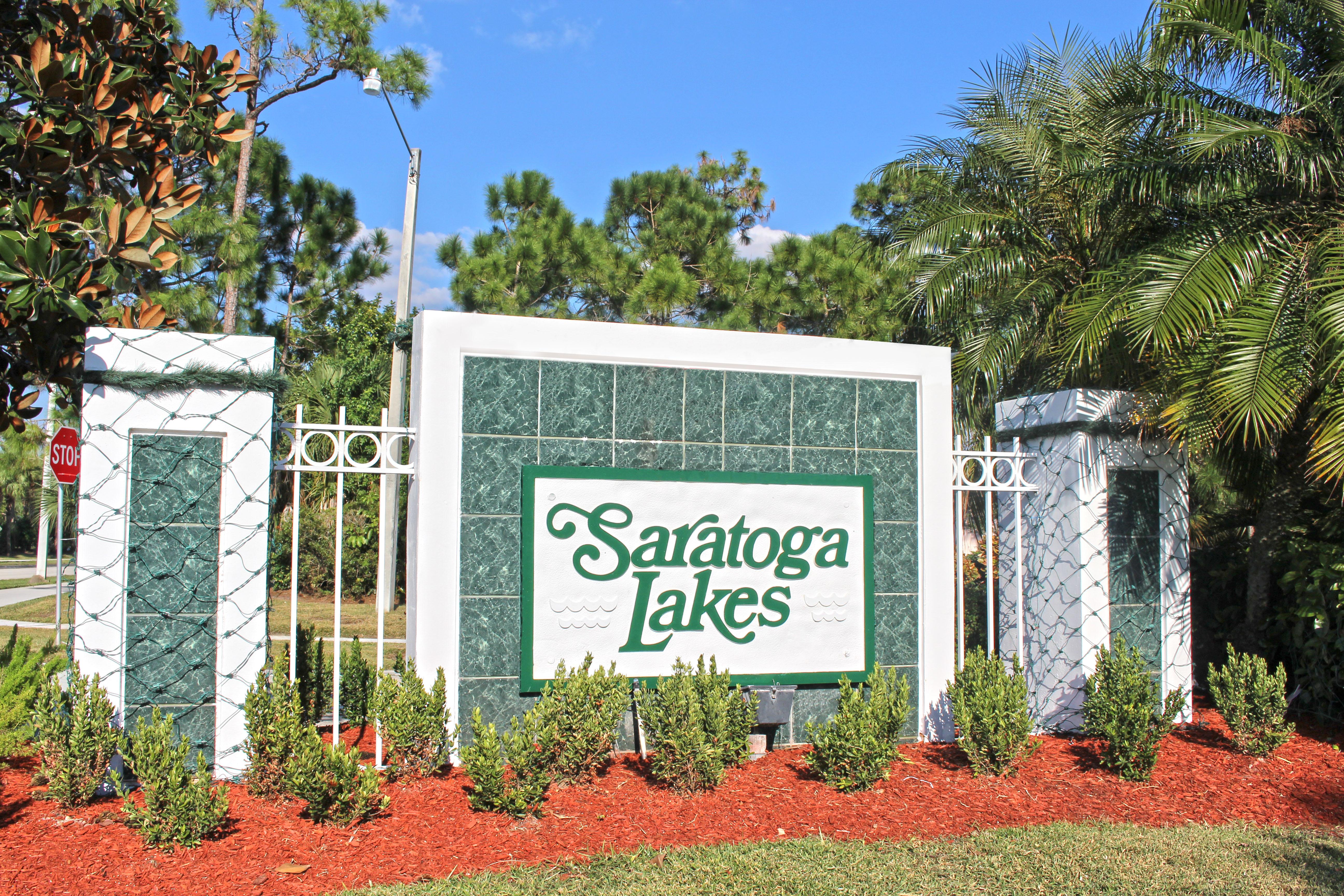 Saratoga Lakes
