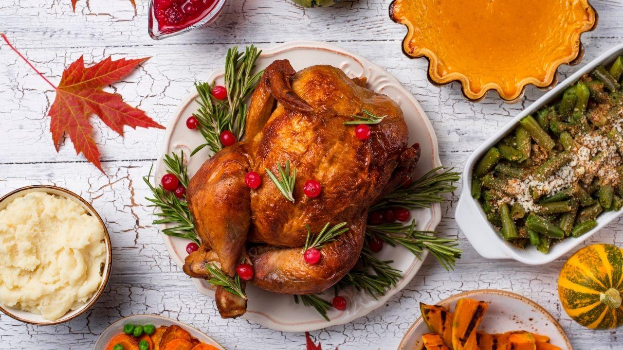 Thanksgiving: Virtual Gatherings In 2020