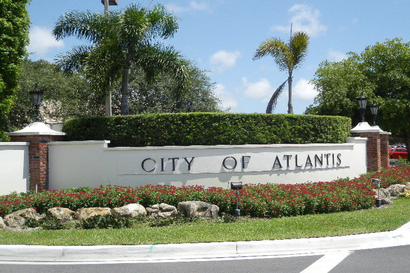 City of Atlantis photo