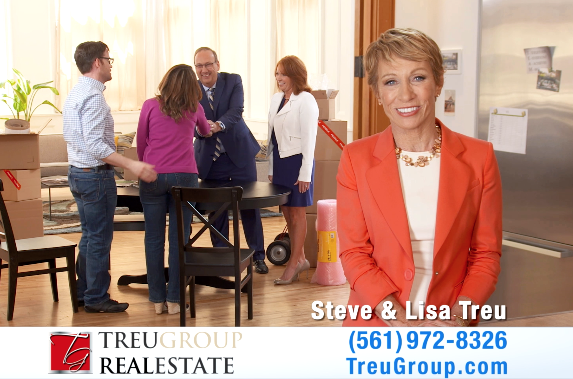 Barbara Corcoran Endorsed Agents in Palm Beach