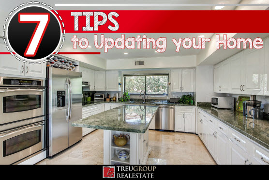 Tips for Updating Your Home