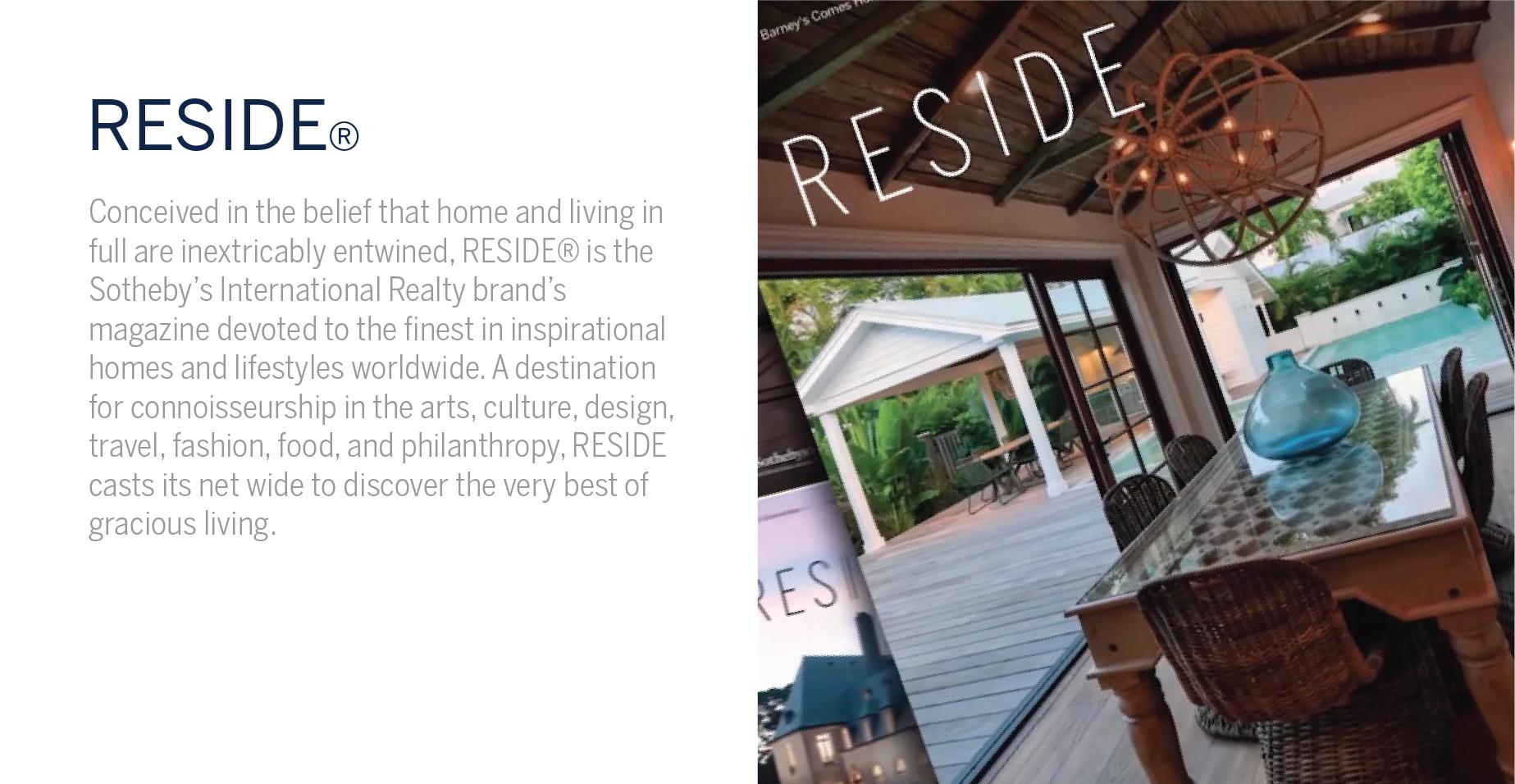 Reside Magazine