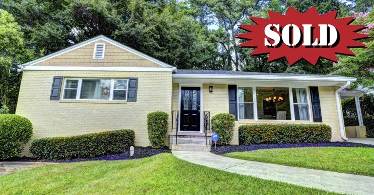 Briar Hills home for sale near Emory & CDC.