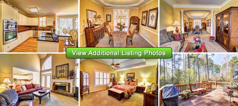Additional interior and exterior photos of this great Snellville home.