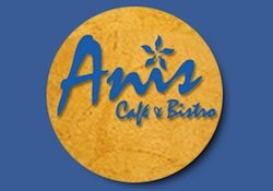 Logo for Anis Café and Bistro located in Buckhead.