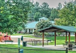 Ashford Park Playground & Pavillion
