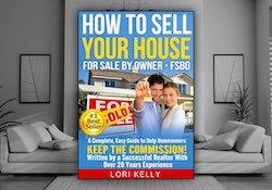 A top selling for sale by owner book written by a successful Realtor.