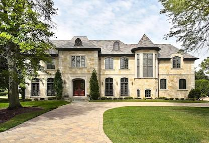 A massive luxury estate located in the heart of Buckhead.