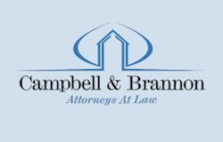 Company logo for Campbell & Brannon, Atlanta real estate closing attorneys.