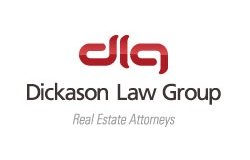The Dickason Law Group logo, Atlanta real estate closing attorneys.