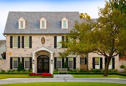 A luxury home for sale in the city of Dunwoody.