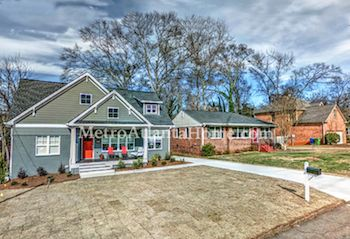 Two updated & renovated homes in the East Atlanta neighborhood.