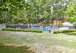 Lynwood Park swimming pool in Brookhaven, GA. 30319