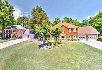 Residential real estate located in the Parsons Run neighborhood.