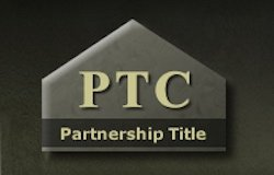 Partnership Title, Atlanta closing attorney logo.