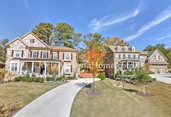 Real estate in the Pine Hills neighborhood.